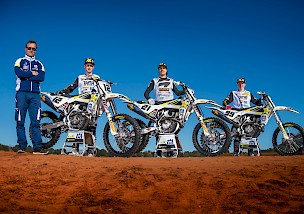 Gallery: ROCKSTAR ENERGY HUSQVARNA FACTORY RACING MXGP 2017