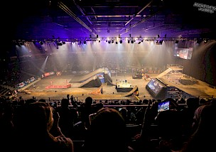 NIGHT of the JUMPs Nürnberg 2018