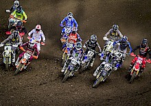 Motocross-Weltmeisterschaft in Indonesien Qualifiying Video-Highlights