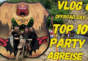 Road to Romaniacs Videoblog Offroadtag Nr.4 und Abreise