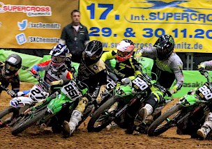 Pm HFour Racing Team 17. ADAC Supercross Chemnitz 2019
