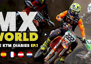 MX World | The KTM Diaries EP1